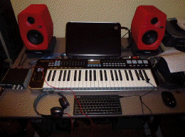 The Portable Home Studio