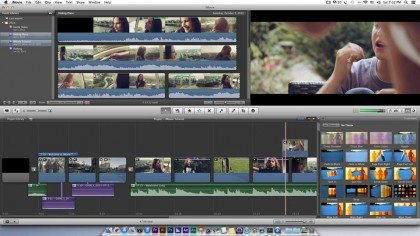 Produce Professional Videos with iMovie