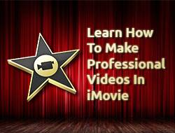 iMovie tutorials