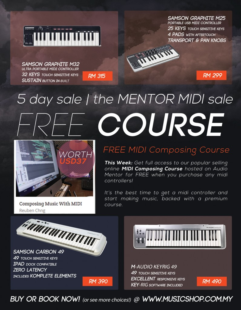 Mentor-MIDI-Sale