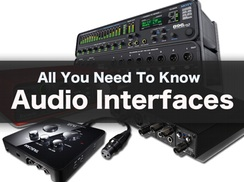 All you need to know about the audio interface