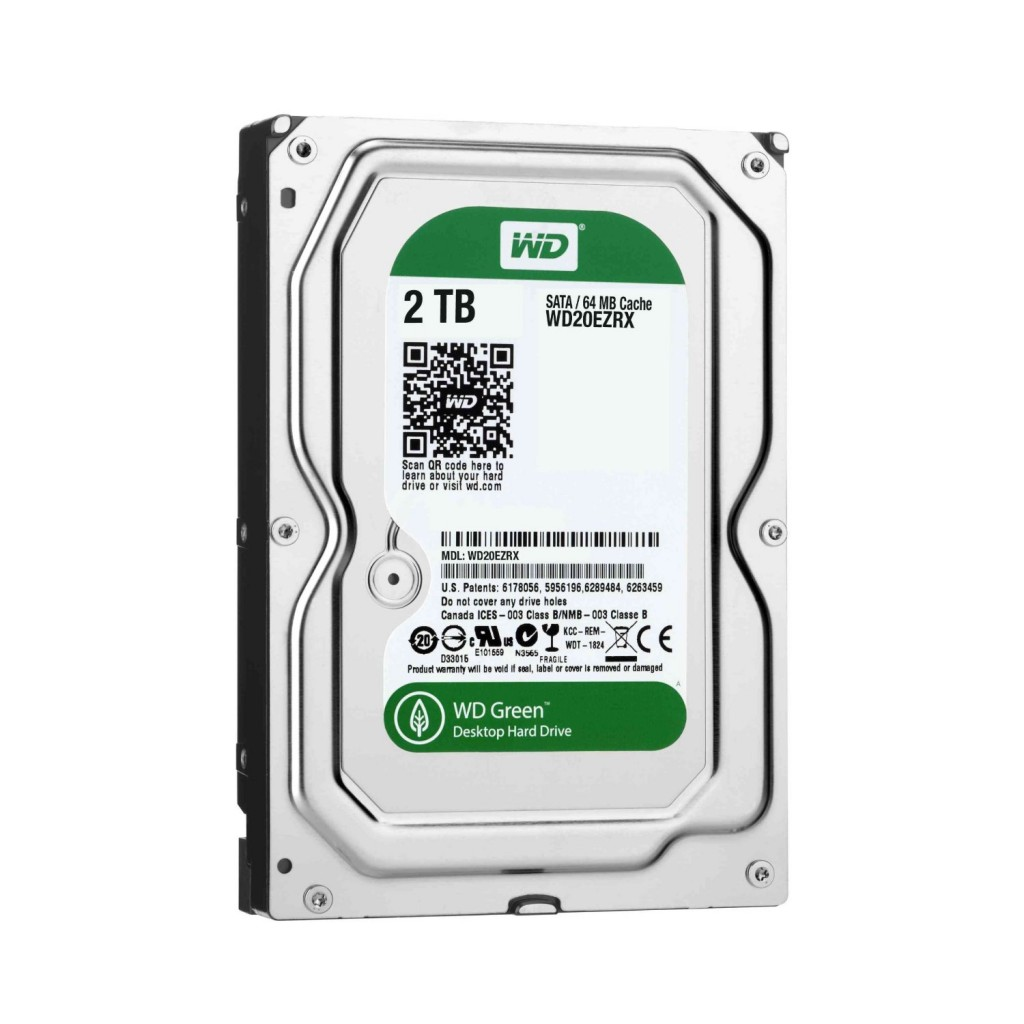 Other than just SSD, normal Hard Disk does a great job for storing data