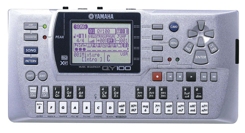 yamaha qy100 music sequencer