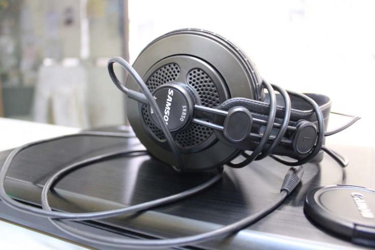 Samson sr850 audio mentor