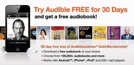 audible