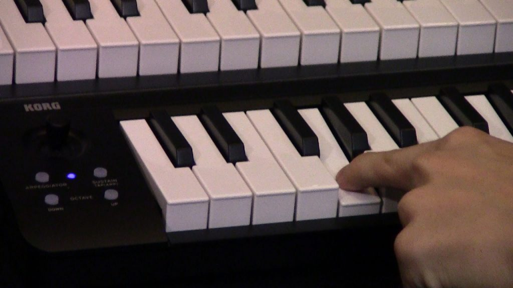 The keys on the microKEY2 Air feels incredible