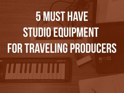 studio-equipment-traveling-music-producer