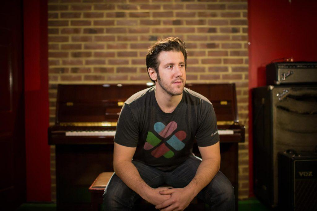 Matt Gevaza at Continental Recording Studio