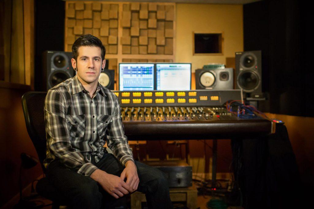 mike-gevaza-continental-recording-studio