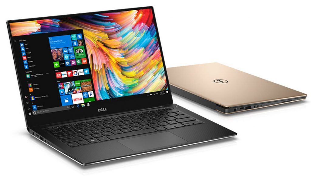 dell-xps-13-kaby-lake for music production