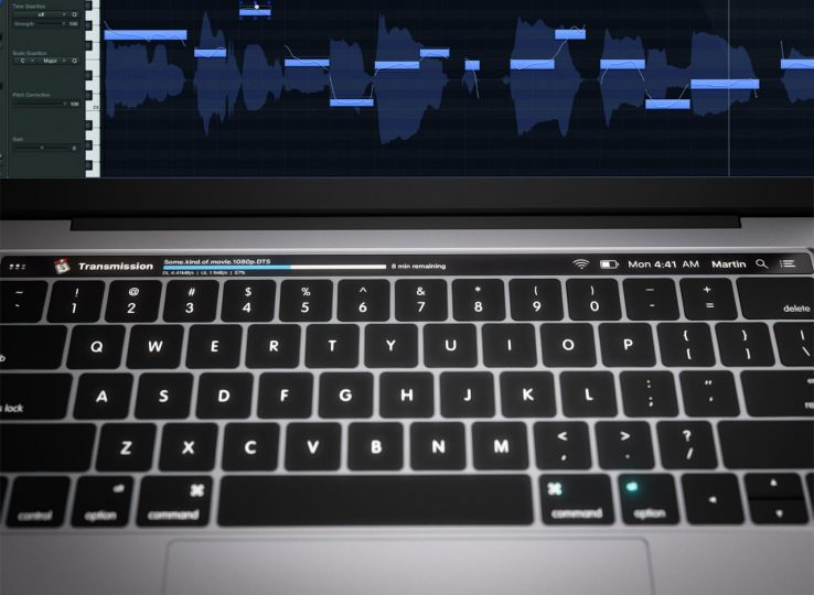 Macbook pro 2016 for music production