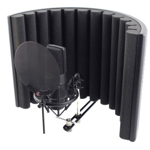 portable studio isolation shield