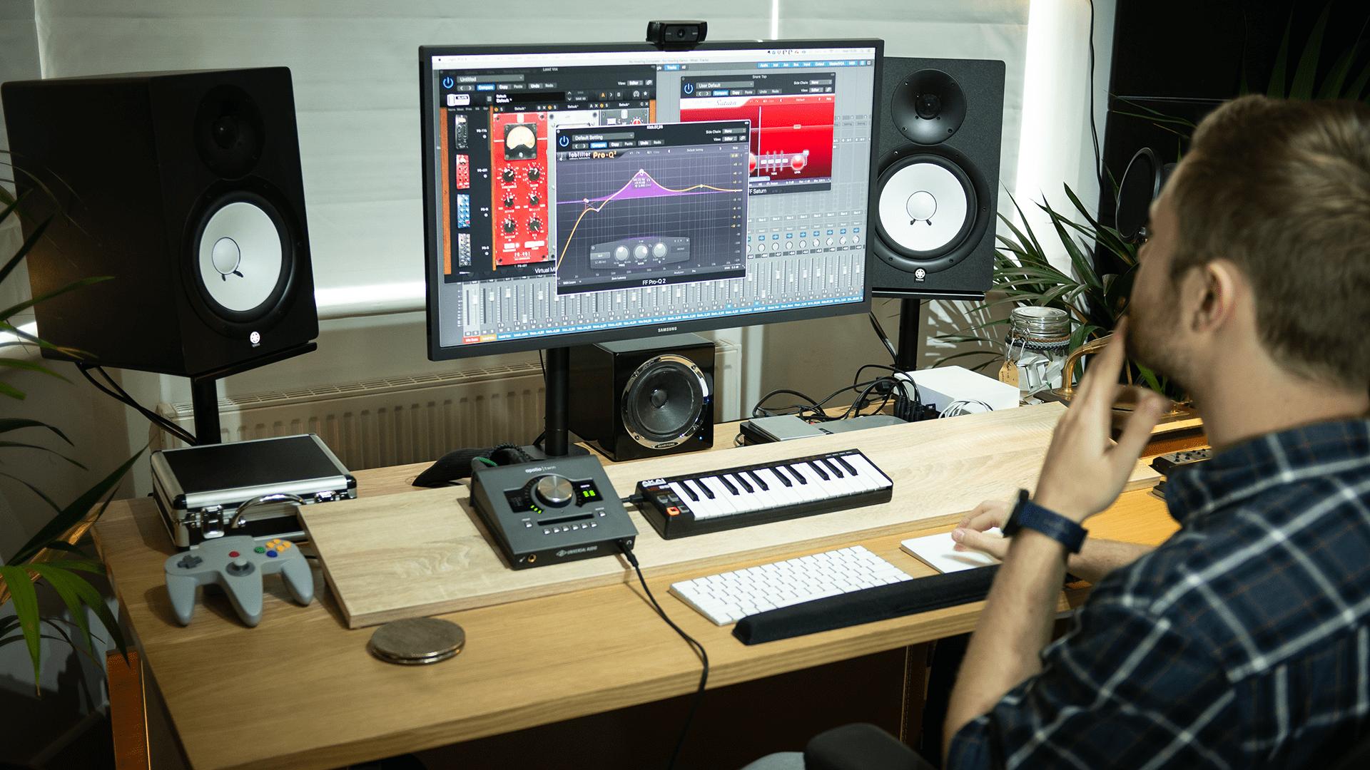 20 Home Recording Studio Essentials for Beginners   Audio Mentor