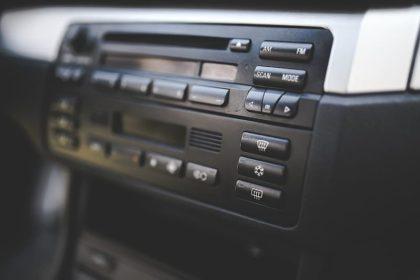 mixing in car