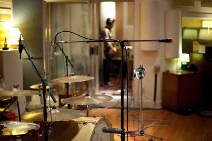 drum-home-studio-soundproof