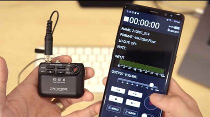 Zoom f2-bt review